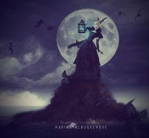 the hunter of dreams by KarinaAlbuquerque
