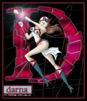 """D"" Darna by blue-fusion"