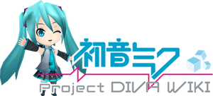 Project DIVA Wiki Logo v3 HD by olivaaa