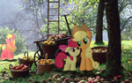 Harvest Time by Bryal