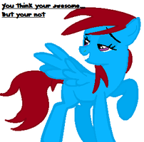 You think your awesome by PokeFreak202