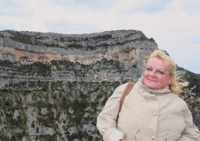 Greetings from Canyons du Verdon by ingeline-art