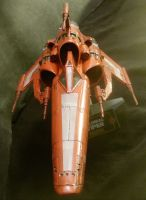 Viper Mk1-Scarlet Class-pic 2 by Roguewing