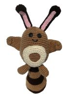 Pokemon Crochet: Sentret by kerryroulston