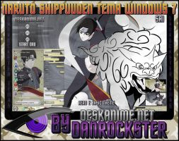 Sai Theme Windows 7 by Danrockster