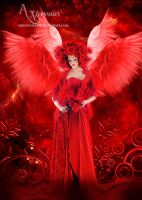 The Red Lady by annemaria48
