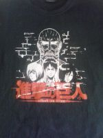 MY AOT T-SHIRT!!!!!!! by Sylly-97
