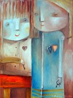 Friend From The Heart by Monica-Blatton