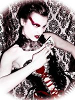 Queen of Hearts by ArtemisAesthetic