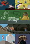 Ghibli Pixel Wallpaper Collection 2 by scuzy