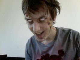 Me as Zombie by LeFloid