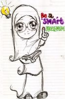 Be a Smart Muslimah by AYseeYA