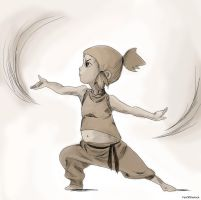 young avatar by FanOfSherlock