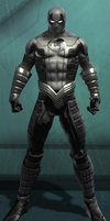 Spider-Man Armored (DC Universe Online) by Macgyver75
