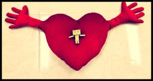 Danbo - My heart is bigger than me by Mustafa1988