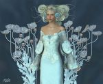 Ice Queen by mada