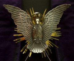 Reliquary Dove by TheArtForge