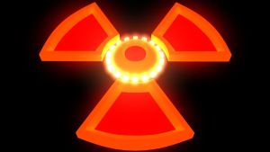 Nuclear Symbol by DeaconStone
