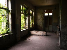 Abandonned station 14 by Dragoroth-stock