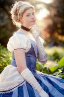Cinderella by BloodstoneDesigns