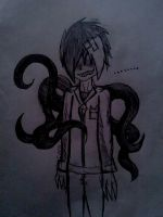 Slender roa!?!?! by Claddle