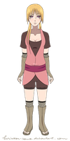 Naruto Female Adoptable 4 [SOLD] by Purinsesu-sama