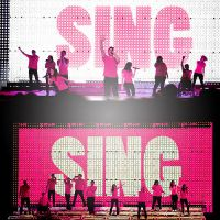 Sing GLEE by xblaackparadex