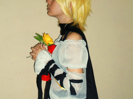 Cosplay Kagamine Len :: The Lost Memory IV by SayuriJones