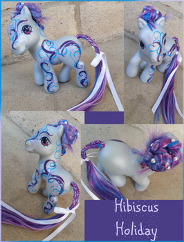 Hibiscus Holiday by RevRuby