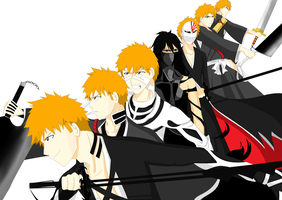 TONS OF ICHIGOS by RecipeOfInsanity