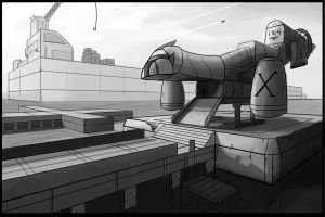 2-pt Perspective by KaiserCVR