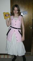 Kairi Costume by knit1purl2