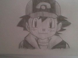 ash ketchum by pokemonlover112