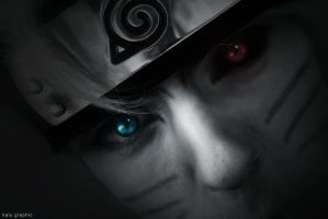 Naruto well And evil!! by KaluTheGod