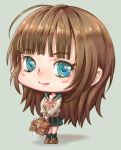 Chibi for Saphirya by nyanyo