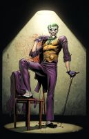 Joker colored by RobertAtkins