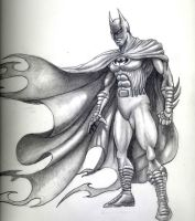 The Batman by manguy12345