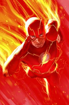 The Flash 2015 by Rennee