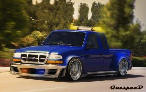 Ford Ranger Hot Pursuit by GUZSPEED