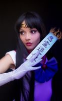 Sailor Mars by Leiuh