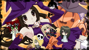 Halloween Collab by Ritana-chan