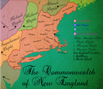 Cromwell's New England by MoralisticCommunist