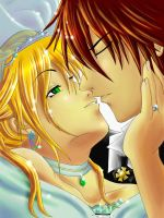 Modern marriage kyo n yuya by XeOdy