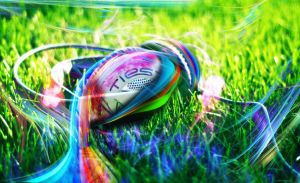 Headphone With Color by chiranjeevbhawsar