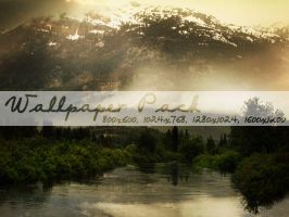 The Mountains - Wallpaper Pack by alana-m