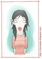 Shelley Duvall by Ferlancer