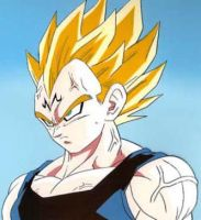 Majin Vegeta by VegetaSsj03