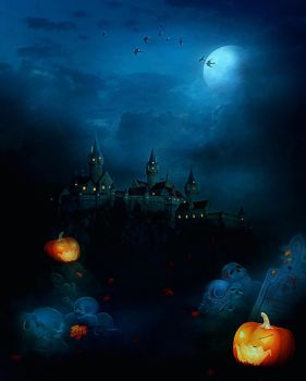Home for Halloween by dianar87