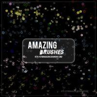 Amazing (Brushes) [Bokeh Effect] by StrongAsLion