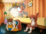 the kids room by pandapaco